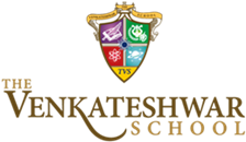 The Venkateshwar School Logo
