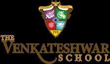 The Venkateshwar School Logo